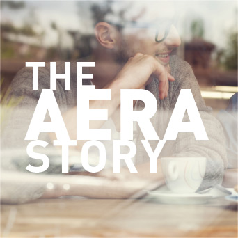 THE AERA STORY Flyout