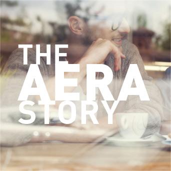 THE AERA STORY Flyout