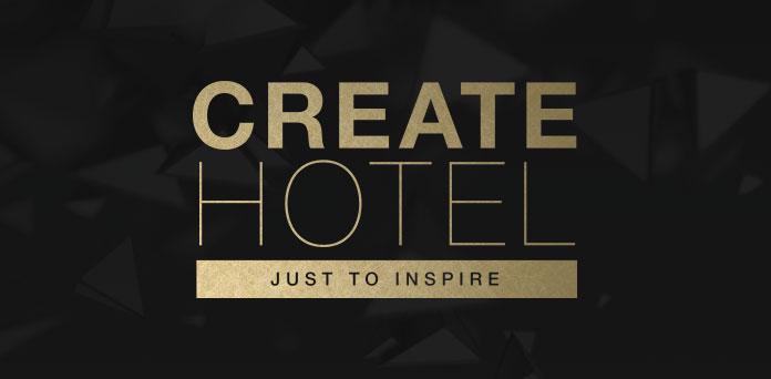 CREATE HOTEL: Die Kollektion speziell für das Hospitality-Segment.
