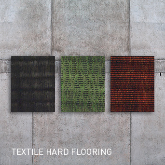 TEXTILE HARD FLOORING Flyout