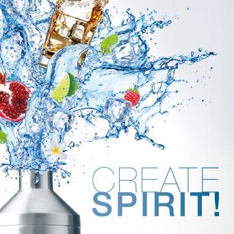 CREATE SPIRIT!