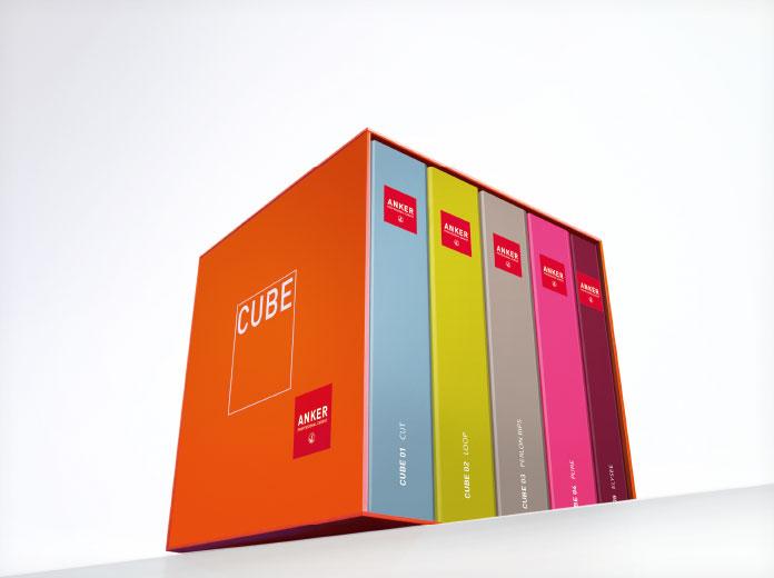 CUBE: Die Objekt-Teppichboden-Kollektion der Extraklasse