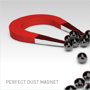 PERFECT DUST MAGNET